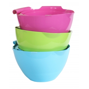 Посуда из поликарбоната и пластика салатники LINDEN 93431033-03