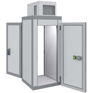Камера холодильная Шип-Паз Полаир КХН-1,44 MINICELLA ММ 2 двери
