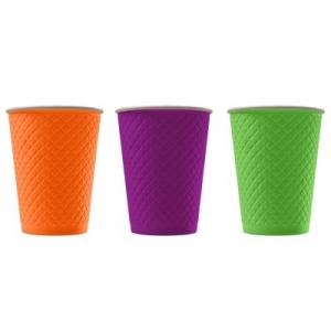 Стаканы двухслойные для горячих напитков Формация EM90-430-0480
