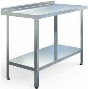Стол производственный ASSUM СПБ-С-12/7-П (1200х700х850)