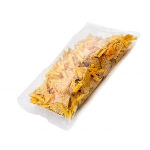 Чипсы кукурузные «NACHOS» фасованные «Микс» Горячие крендели Чипсы кукурузные «NACHOS» фасованные «Микс», пакет, 350г.
