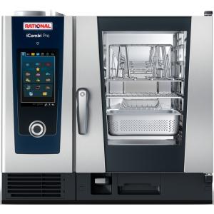 Ресторан, кафе, фастфуд, магазин тепловое оборудование для приготовления Rational iCombi Pro 6-1/1 Elektro
