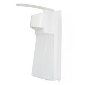Дозатор антисептика локтевой настенный МДУ-07 1л пластик белый Химактив МДУ-07