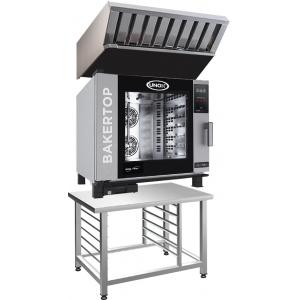 Ресторан, кафе, фастфуд, магазин тепловое оборудование для приготовления Unox XEBC-06EU-E1RM+XUC001+XEBHC-HCEU+ППО-090/86-7