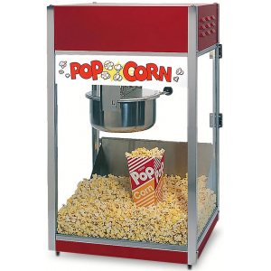 Попкорн-аппараты с котлом от  4oz до 08oz Gold Medal Products 60 Special