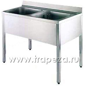 Нейтральное оборудование ванны моечные Metaltecnica BG1/12