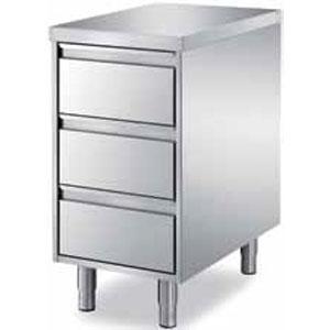 Столы производственные без борта, сварной каркас Metaltecnica CC1/1