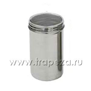 Емкость для специй 350мл D 7см H 13см с сеткой DE BUYER 4782.00