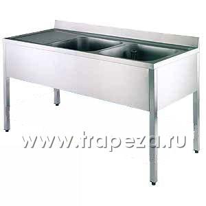 Нейтральное оборудование ванны моечные Metaltecnica BG5/16