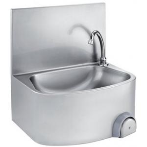Ванны моечные цельнотянутые мойки, сварной каркас (труба) Metaltecnica LG/1