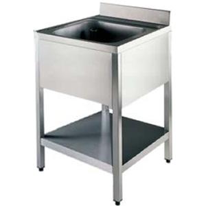 Нейтральное оборудование ванны моечные Metaltecnica SB/7