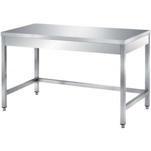 Столы производственные без борта, разборный каркас Metaltecnica TCC6/13