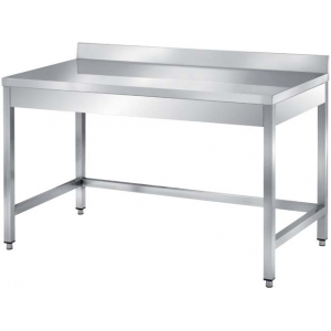 Столы производственные борт, разборный каркас Metaltecnica TCC6/18 А
