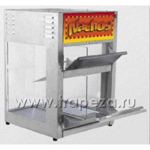 Оборудование витрины балк и комбо для чипсов и сырных соусов Cretors BWECN-X
