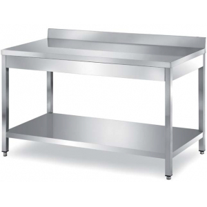 Нейтральное оборудование столы производственные Metaltecnica TCR1/18 А