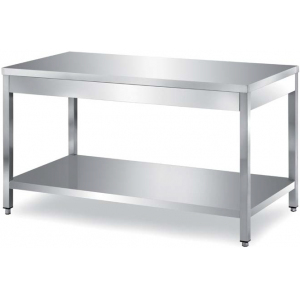 Столы производственные без борта, разборный каркас Metaltecnica TCR1/19