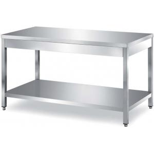 Столы производственные без борта, разборный каркас Metaltecnica TCR1/8