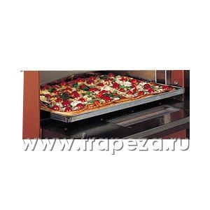 Оборудование для производства мучных изделий подовые печи Zanolli Aluminized sheet metal pan, 40x60x2 cm (ref.POLIS