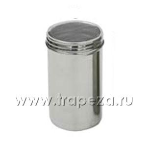 Емкость для специй D 7см H 10см с сеткой DE BUYER 4782.01