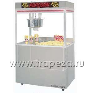Попкорн аппараты классические с котлом от 20oz до 36oz Gold Medal Products Neon Grand Pop-O-Gold
