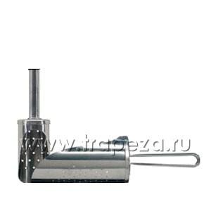 Совок перфорированный L 10см для льда LINDEN 522010-03