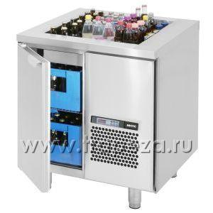 Стол холодильный для напитков SKYCOLD PORKKA CL-BS-1-CE+SP18491