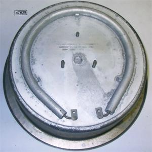 Чаша котла внутр. в сборе с ТЭНом для 2408EX