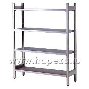 Нейтральное оборудование стеллажи, подтоварники Metaltecnica SCG 13058 H.2000