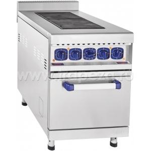 Тепловое оборудование для приготовления плиты Чувашторгтехника ЭП-2ЖШ