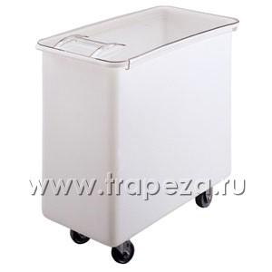 Контейнер для сыпучих продуктов L 75см W 39см H 74см 129л CAMBRO IB36-148