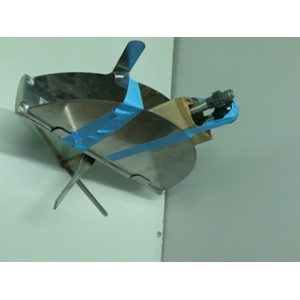 Крышка котла с ворошителем в сборе для 2554EX/BCX