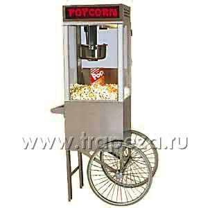 Попкорн тележки, подставки, аксессуары, инвентарь Gold Medal Products 2659ST