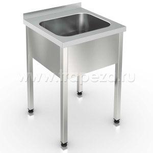 ВМЦ1-066 - ванна моеч., 1 цельнотян.мойка, разб.