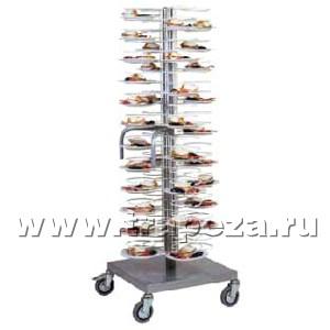 Тележки, шпильки сервировочные Forcar CA 1439 G