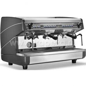 Кофемашины рожковые профессиональные Nuova Simonelli Appia II 2Gr V 220V black+economizer+high groups