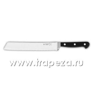 Нож для хлеба L 20см кованый с волнист. лезвием GIESSER 8260 W 20