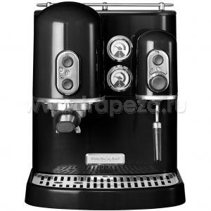 Кофемашины Кофемашины рожковые KitchenAid 5KES2102EOB
