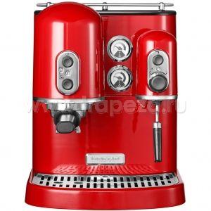 Кофемашины Кофемашины рожковые KitchenAid 5KES2102EER