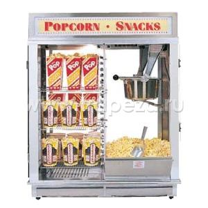 Аппараты попкорн Gold Medal Products Pop and Self-Serve