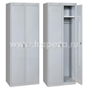 Шкаф для одежды МеталСити ШР 22(600)