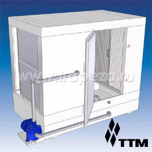 Ресторан, кафе, фастфуд, магазин вентиляционное оборудование ТТМ Барьер-02П
