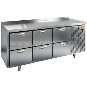 Стол холодильный HICOLD GN 222/TN