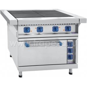 Тепловое оборудование для приготовления плиты Чувашторгтехника ЭП-4ЖШ-Э
