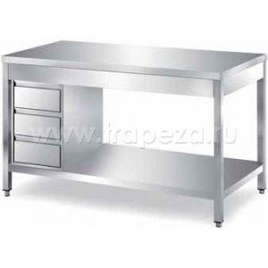 Нейтральное оборудование столы производственные Metaltecnica TACX3/12