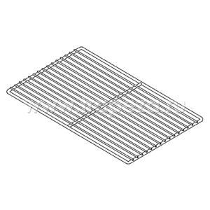 Полка-решетка для шкафов холодильных и морозильных серии OASIS 600 и OASIS 1200, 530х515мм