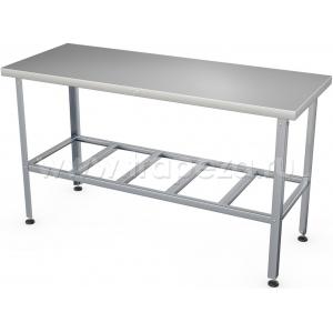 Нейтральное оборудование столы производственные Атеси СР-С-1800.600-02 (СР-2/1800/600)