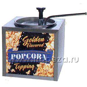 Попкорн тележки, подставки, аксессуары, инвентарь Gold Medal Products Popcorn Topping Dispenser