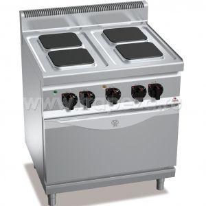Плиты электрические Berto's E7PQ4+FE1