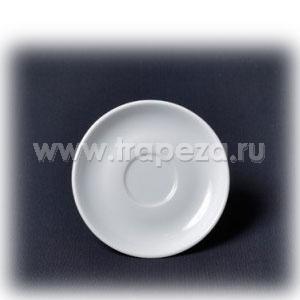 Блюдце D 12см ПРИНЦ БАШКИРСКИЙ ФАРФОР ИБЛ03.120