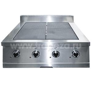Тепловое оборудование для приготовления плиты ТТМ ПЭ-4Н